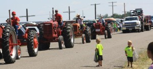 Homesteader Parade