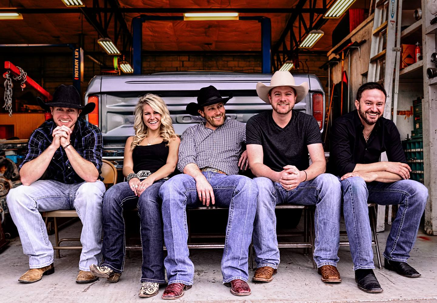 Chancey Williams and the Younger Brothers Band Outdoor Concert